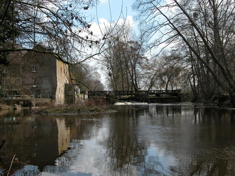 Le moulin des Bouillants