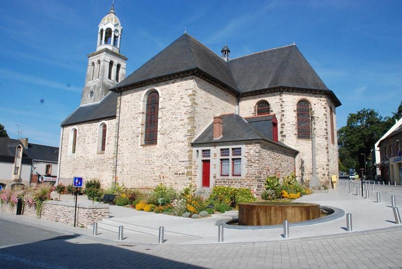 Eglise de Vern-sur-Seiche