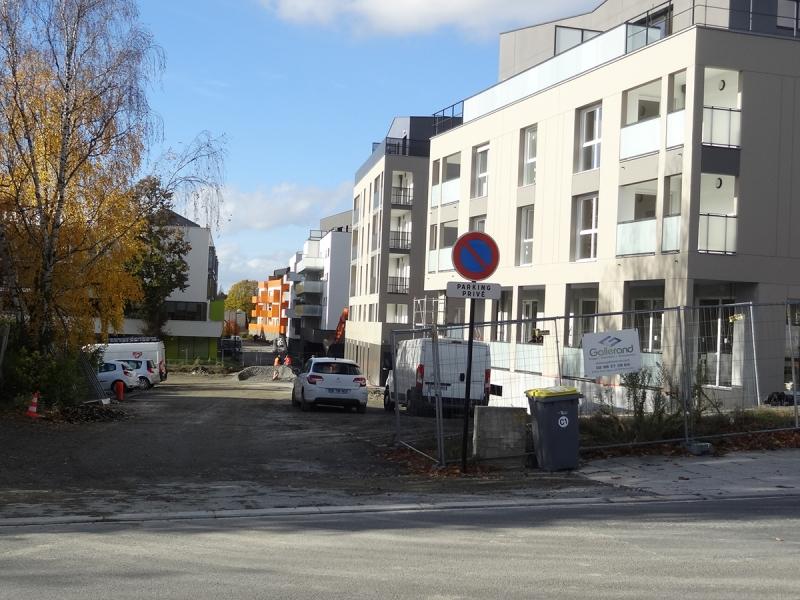 La rue Stephane Hessel