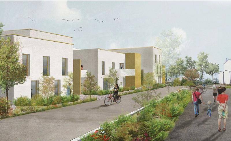 Le projet de logements intermédiaires
