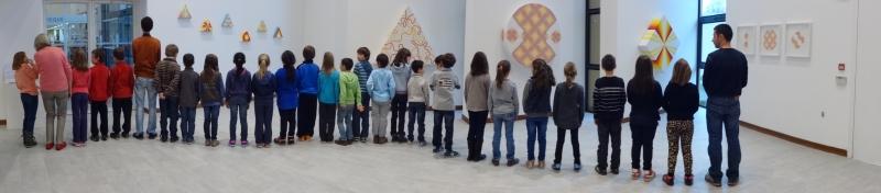 Exposition de Marine Bouilloud