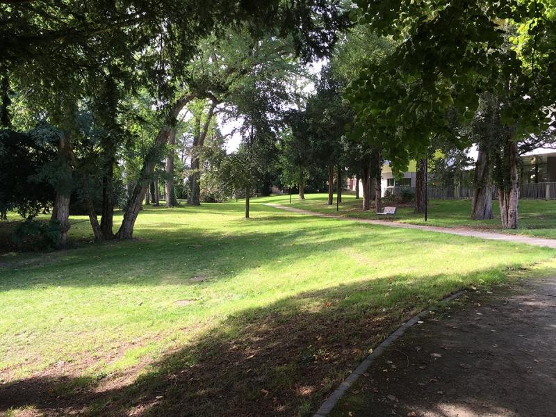 Parc du Clos d'Orrière