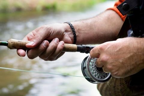 Marathon et concours de pêche