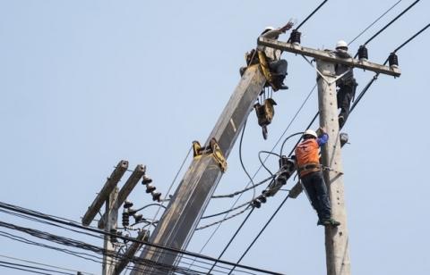Le réseau électrique